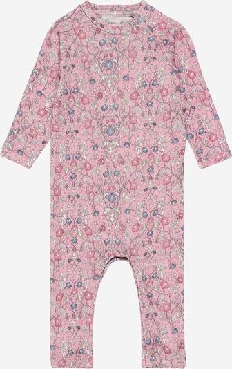 Salopetă 'NBFFRANCINE SUIT' NAME IT pe roz, Vizualizare produs