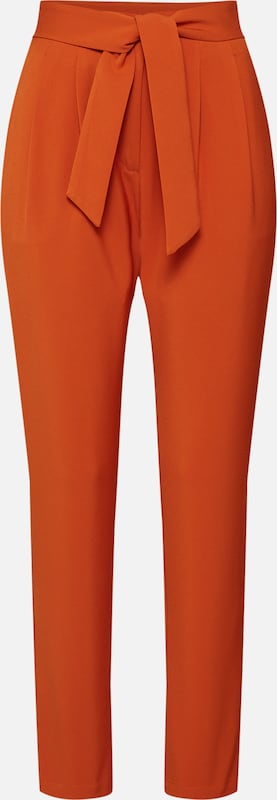4th & Reckless Hose 'Jimmy Trousers' in orange, Produktansicht