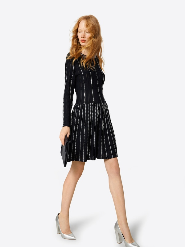 Cocktail The De Robe Noir Kooples En ZuPkOXi