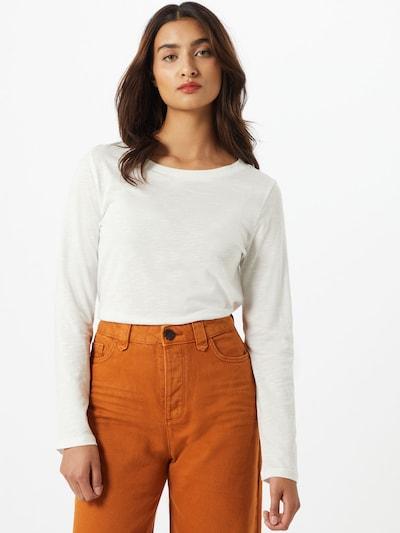 Tricou 'SUMILTA' VILA pe alb: Privire frontală