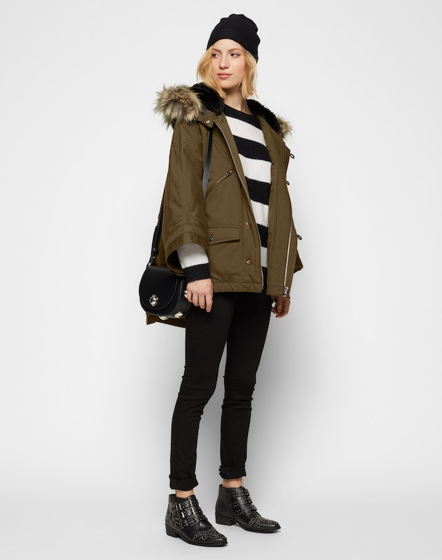 THE KOOPLES SPORT Wintercape 'New Heavy'