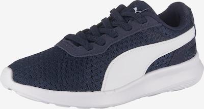 PUMA Sneaker in nachtblau / weiß, Produktansicht