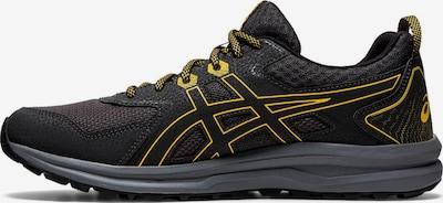 ASICS Laufschuh 'Trail Scout' in gelb / schwarz, Produktansicht