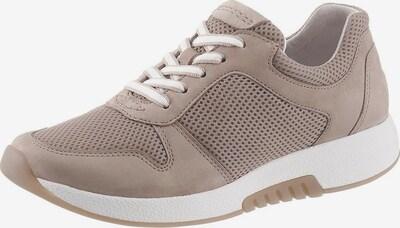GABOR Sneaker in taupe, Produktansicht