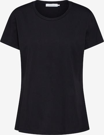 melns Samsoe Samsoe T-Krekls 'Solly'