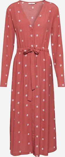 minimum Kleid in pastellrot, Produktansicht
