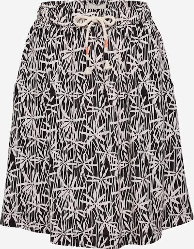 Iriedaily Rok 'Bambul' in de kleur Zwart / Wit, Productweergave