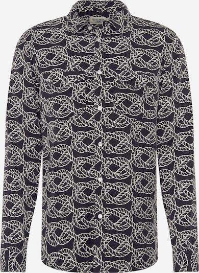 Tiger of Sweden Overhemd 'SID R' in de kleur Zwart / Wit, Productweergave