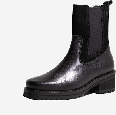 EDITED Boots 'Leilani' in schwarz, Produktansicht
