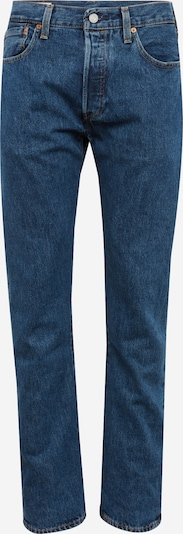 LEVI'S Jeans '501 ORIGINAL FIT' in de kleur Blauw denim, Productweergave