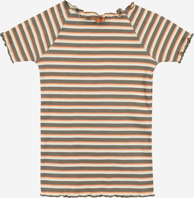 STACCATO T-Shirt in beige / khaki / orange: Frontalansicht