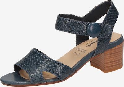 SIOUX Sandale ' Rosibel-700 ' in blau, Produktansicht