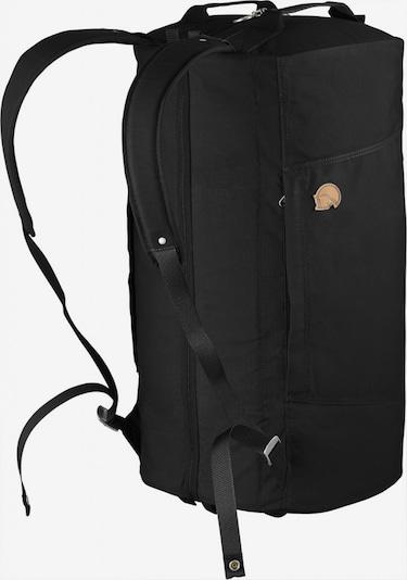 Fjällräven Sportrugzak 'Splitpack' in de kleur Zwart, Productweergave