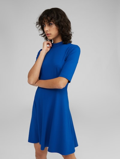 EDITED Kleid 'Isalie' in blau, Modelansicht