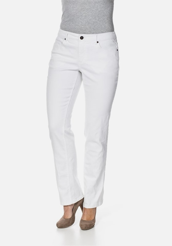 sheego denim Stretch-Jeans Lana