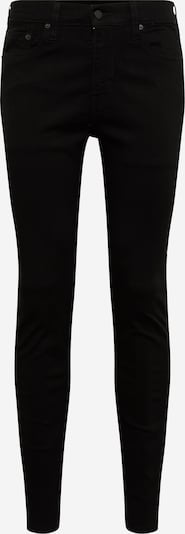 LEVI'S Jeans '510™ SKINNY FIT' in black denim, Produktansicht