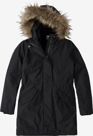 Abercrombie & Fitch Parka d'hiver 'LD19-ULTRA 3N1 PARKA 2CC $240' en noir, Vue avec produit