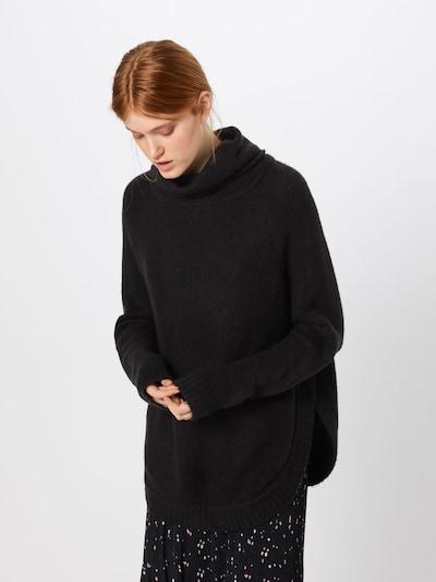 ABOUT YOU Pullover 'Josefina' in schwarz: Frontalansicht