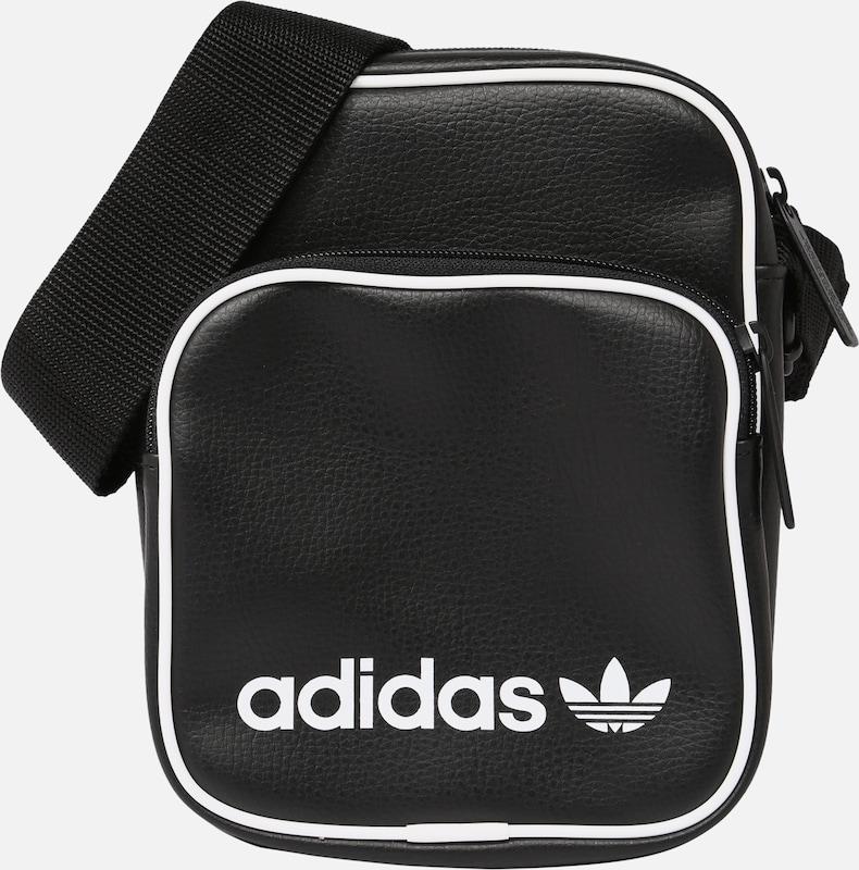 Schoudertas 'mini Zwart Adidas In Bag Originals Vint' qSzUMpjLVG