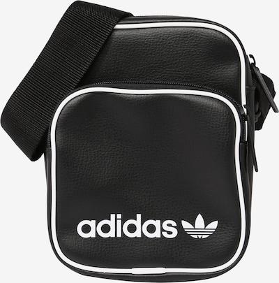 ADIDAS ORIGINALS Umhängetasche in schwarz / weiß, Produktansicht