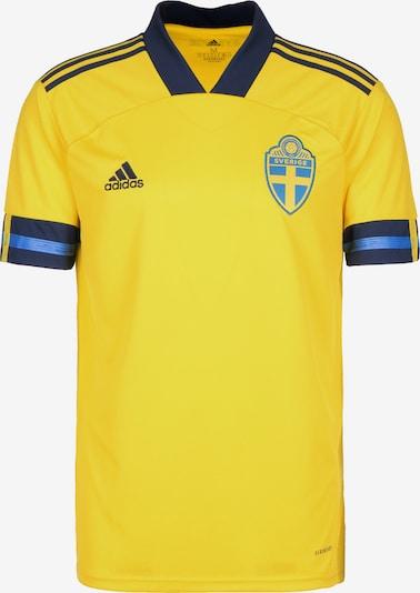 ADIDAS PERFORMANCE Trikot 'Schweden Home EM 2020' - tmavě modrá / žlutá, Produkt