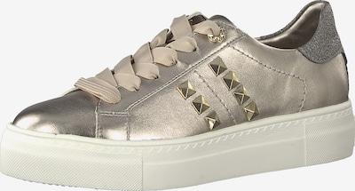 TAMARIS Sneaker 'Milania' in gold, Produktansicht