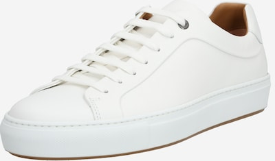 BOSS Casual Nizke superge | bela barva, Prikaz izdelka