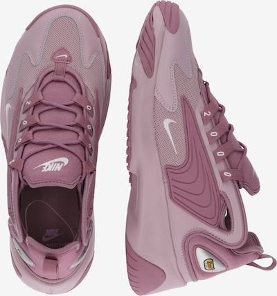 Nike Sportswear Sneakers laag 'Nike Zoom 2K' in Lila