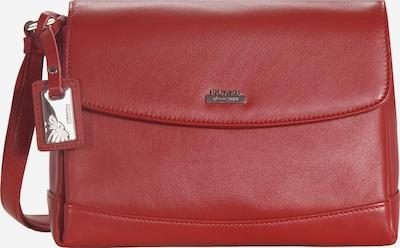 Picard Really Umhängetasche Leder 24 cm in rubinrot, Produktansicht