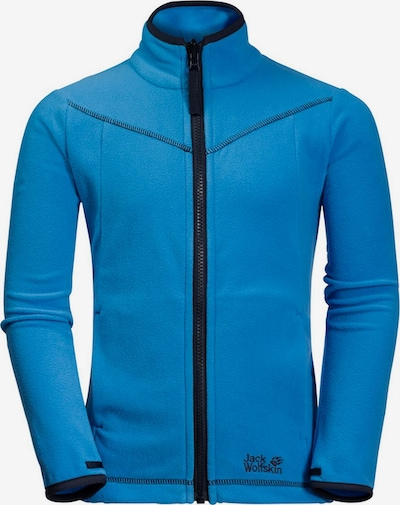 JACK WOLFSKIN Flisová bunda 'Sandpiper' - modrá, Produkt