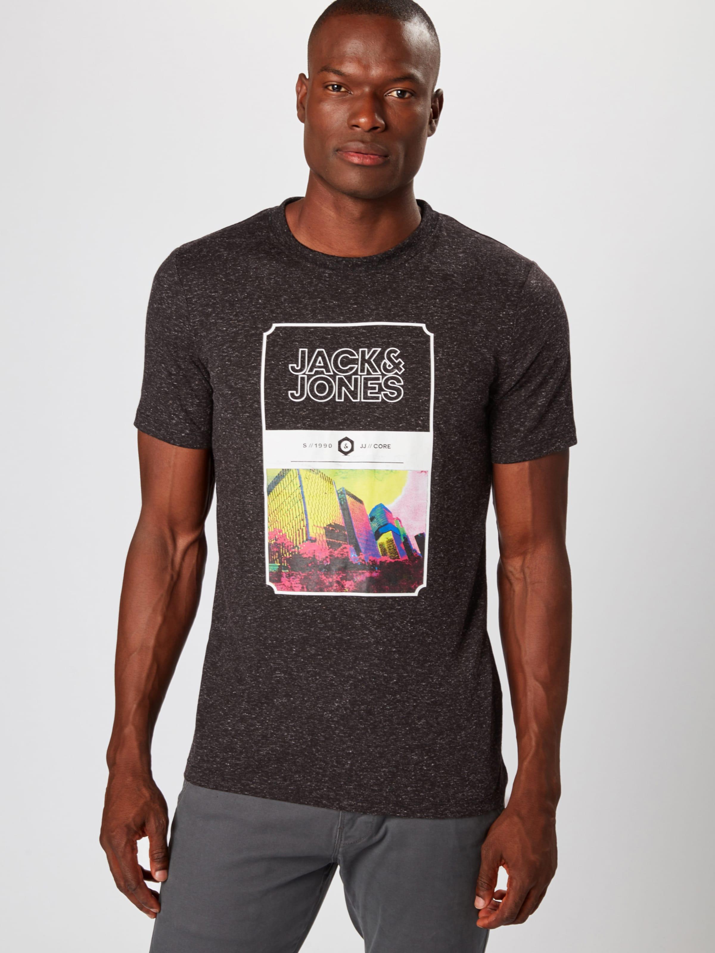 T 'simon' shirt Jackamp; En Jones Noir n0P8wOk