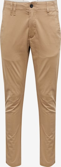 G-Star RAW Pantalon chino 'Vetar slim' en beige: Vue de face