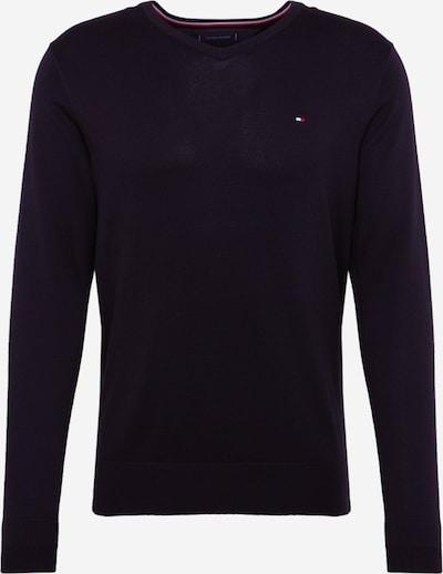 TOMMY HILFIGER Pullover 'Silk' in schwarz, Produktansicht