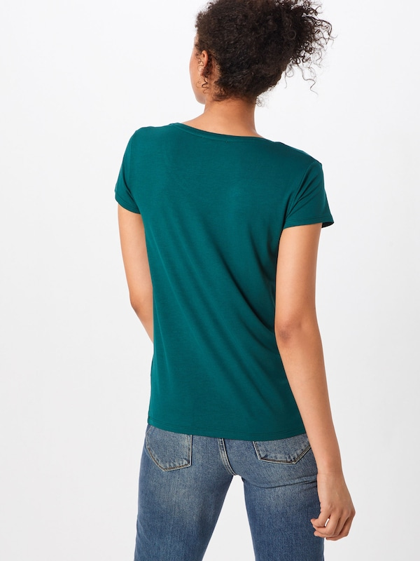 'darina' shirt En T Émeraude ZkiXPu