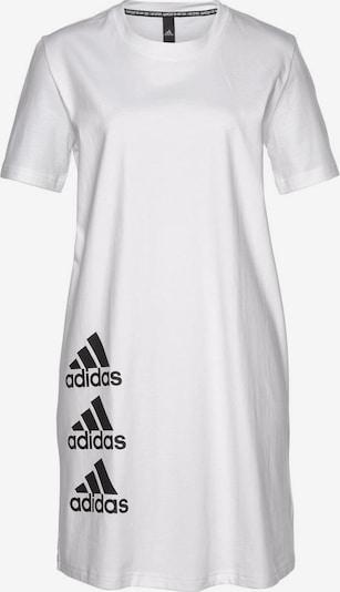 ADIDAS PERFORMANCE Robe de sport en noir / blanc, Vue avec produit