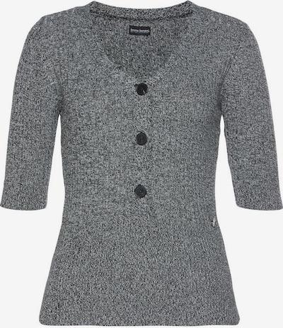 BRUNO BANANI Pullover in graumeliert, Produktansicht