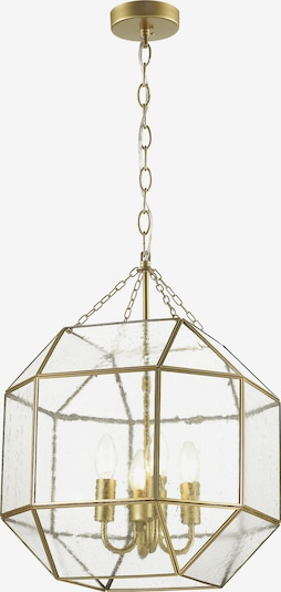FAVOURITE Plafondlamp in de kleur Goud, Productweergave