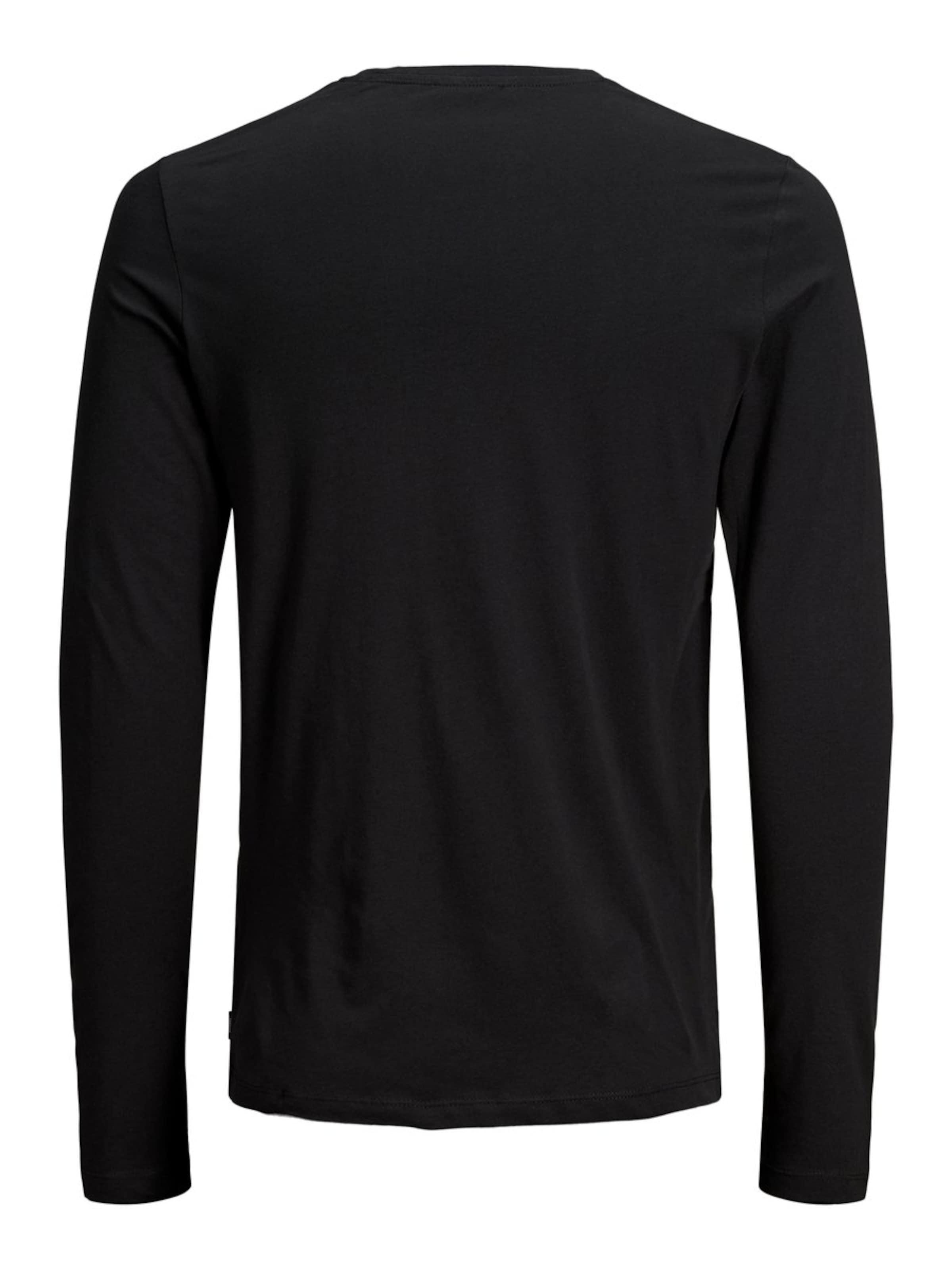Jackamp; Jones shirt En Noir T Chiné 0PkO8nXw