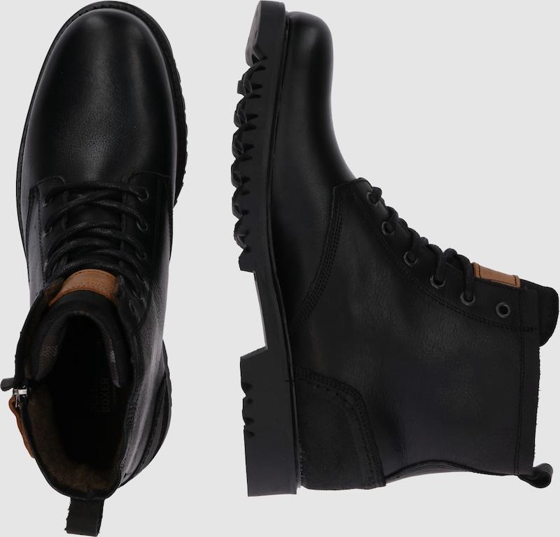 BULLBOXER Schuhe Schnürstiefelette Günstige und langlebige Schuhe BULLBOXER 9f5744