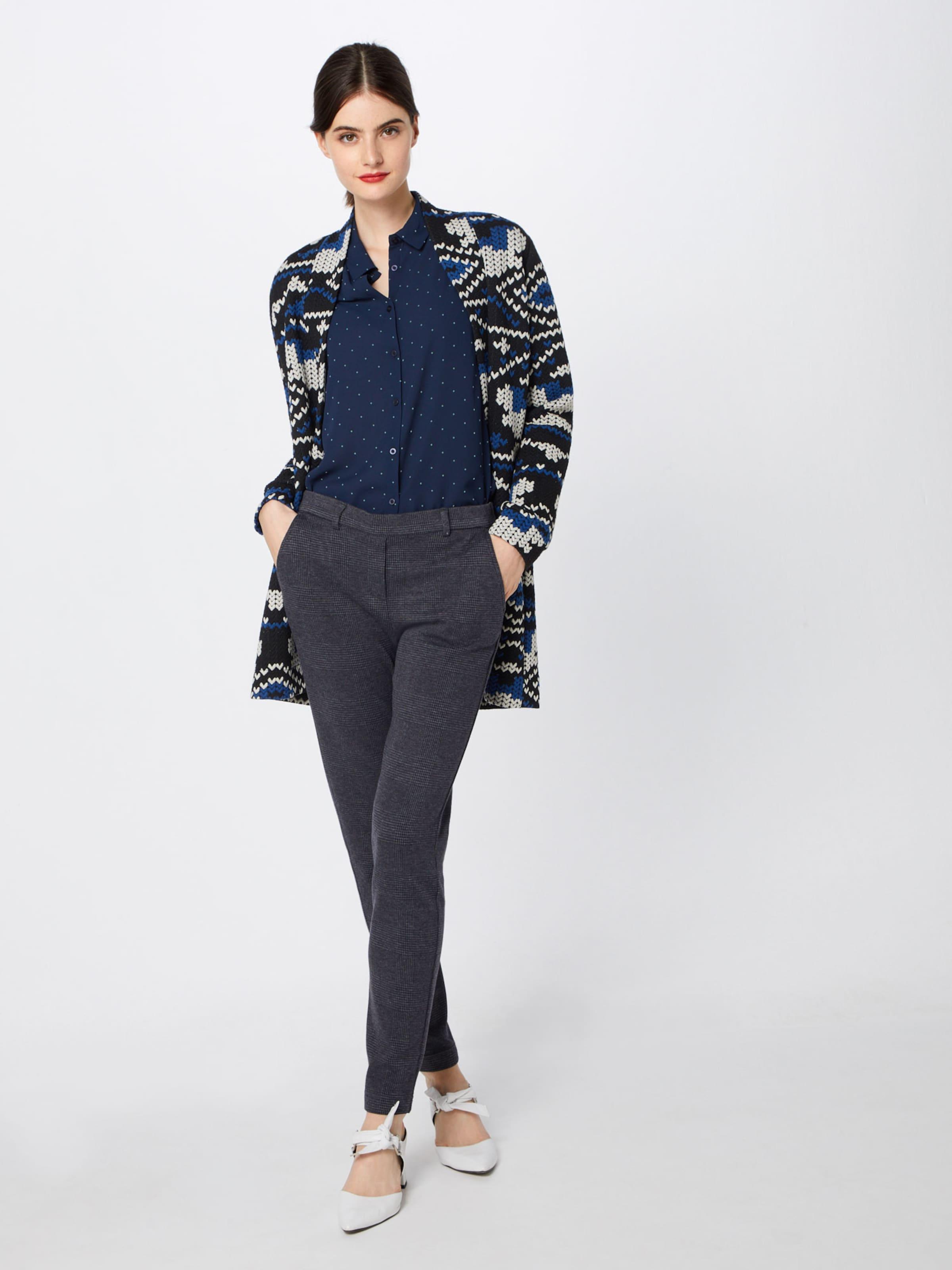 Pantalon En MarineGris Esprit Chiné Bleu USVMzqp