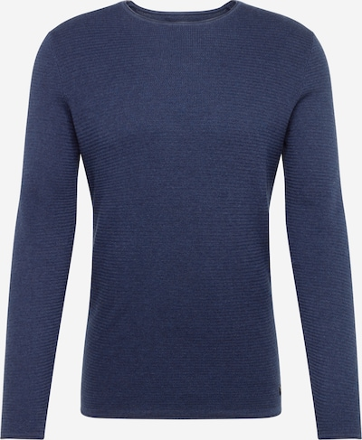 TOM TAILOR DENIM Pullover in dunkelblau, Produktansicht