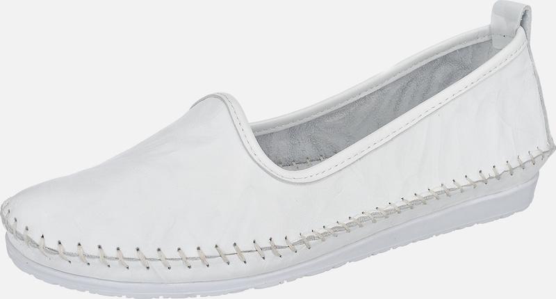 ANDREA CONTI Komfort-Slipper Leder Bequem, gut aussehend