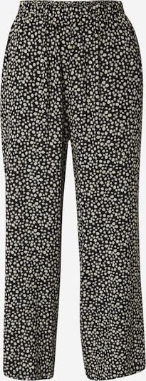 EDITED Kalhoty 'Alexia' - černá / bílá, Produkt