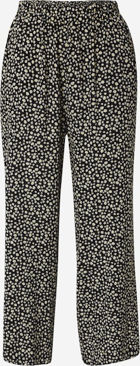 EDITED Pantalon 'Alexia' en noir / blanc, Vue avec produit