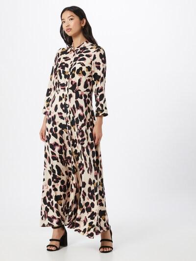 Y.A.S Kleid 'Liro' in mischfarben / rosé, Modelansicht