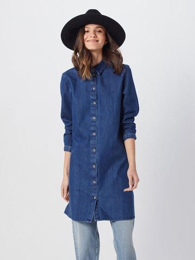 SELECTED FEMME Hemdkleid 'ABIGAIL' in blue denim, Modelansicht