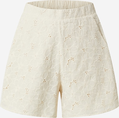 VILA Shorts 'VISPIREA HW SHORTS' in offwhite, Produktansicht