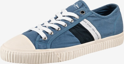Pepe Jeans Sneaker in himmelblau: Frontalansicht