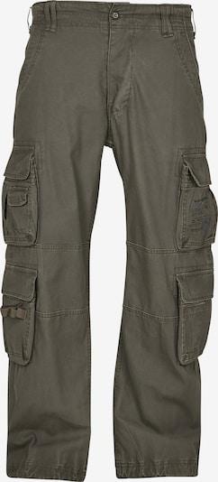 Brandit Kargo bikses, krāsa - olīvzaļš, Preces skats
