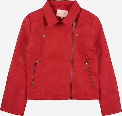 KIDS ONLY Jacke 'Konnewcarla' in rot, Produktansicht